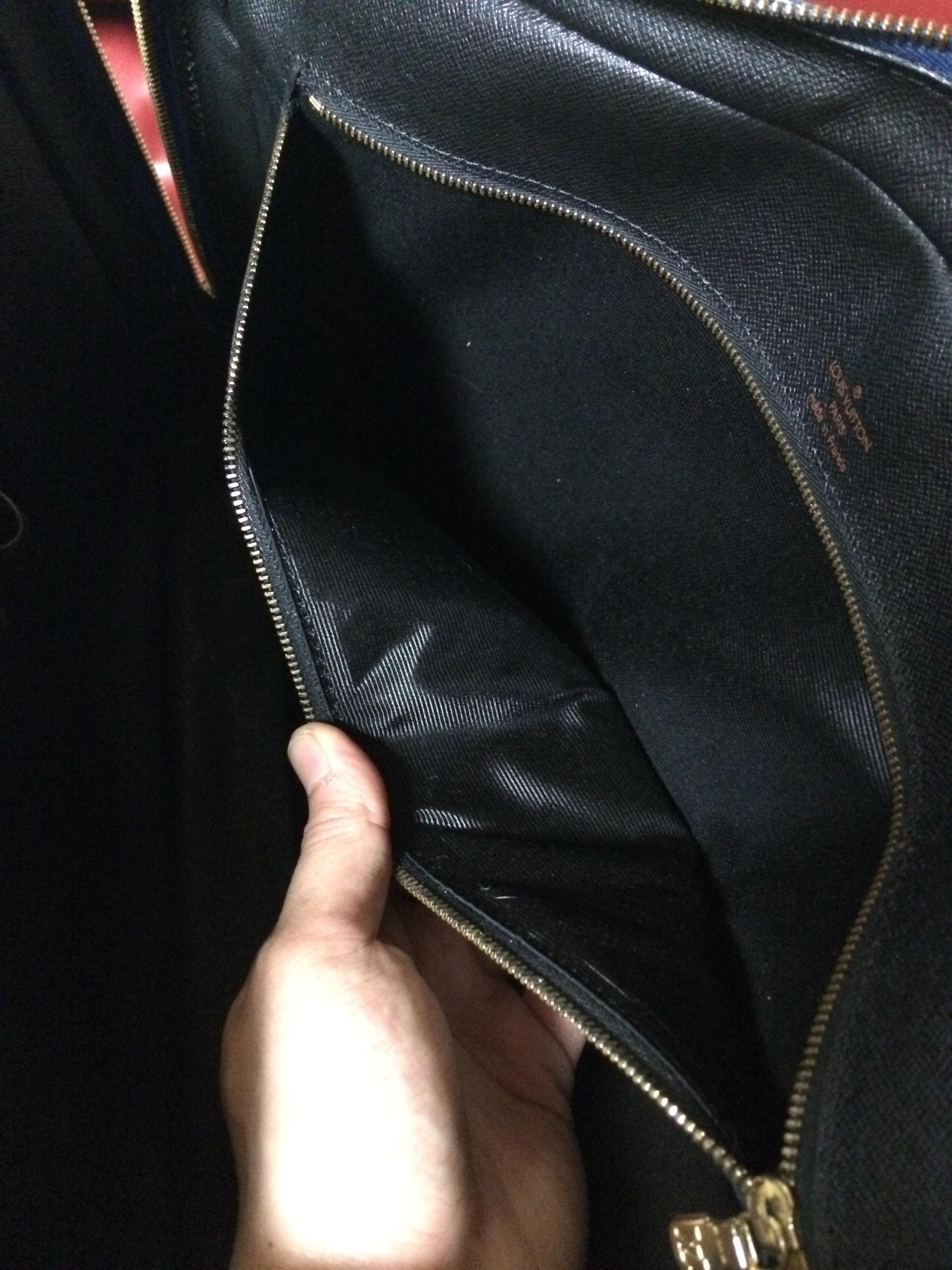 鞄修理 合皮