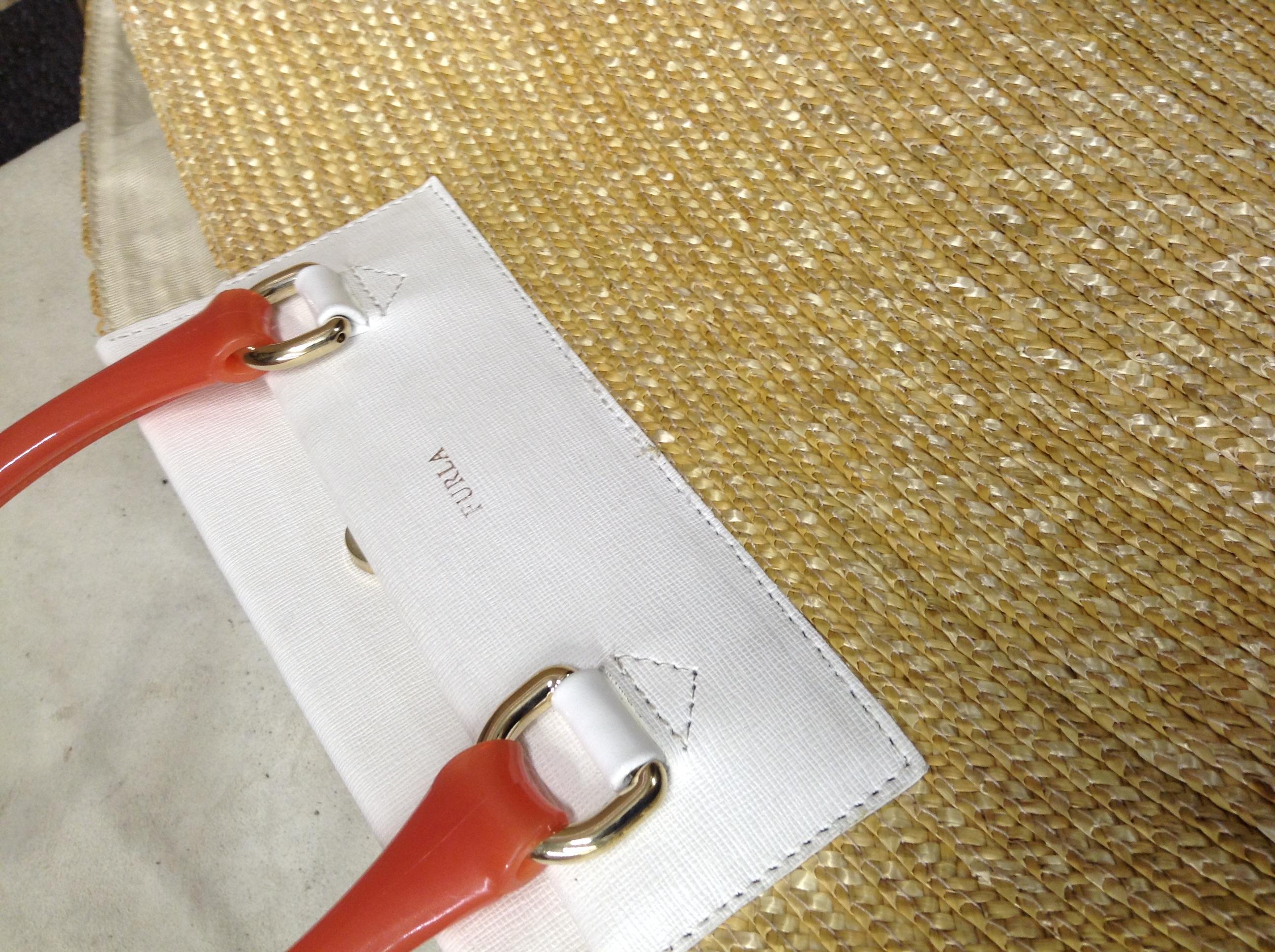 フルラ 鞄修理