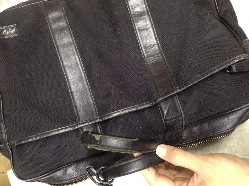 ポーター 鞄修理
