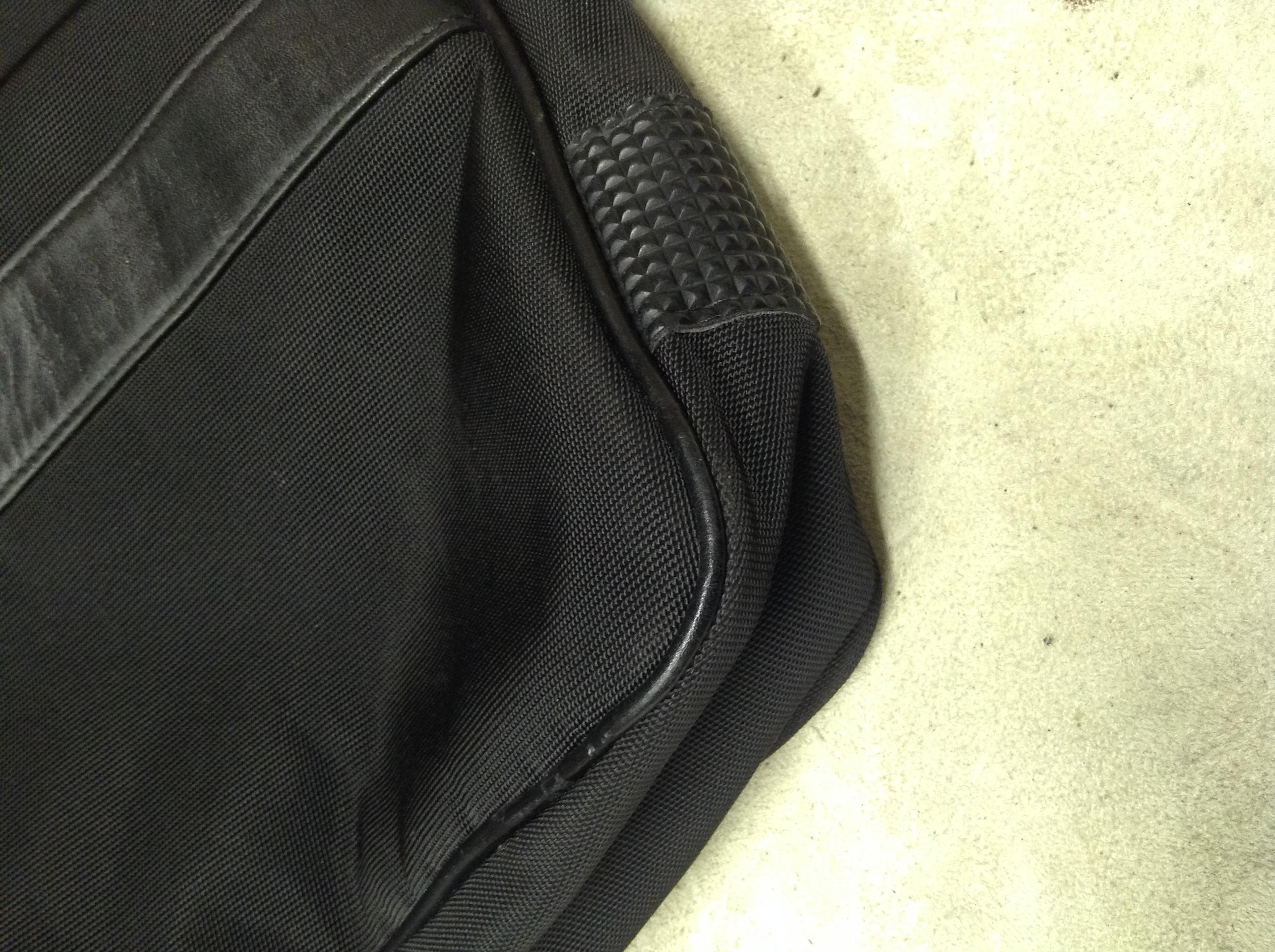 パイピング 鞄修理