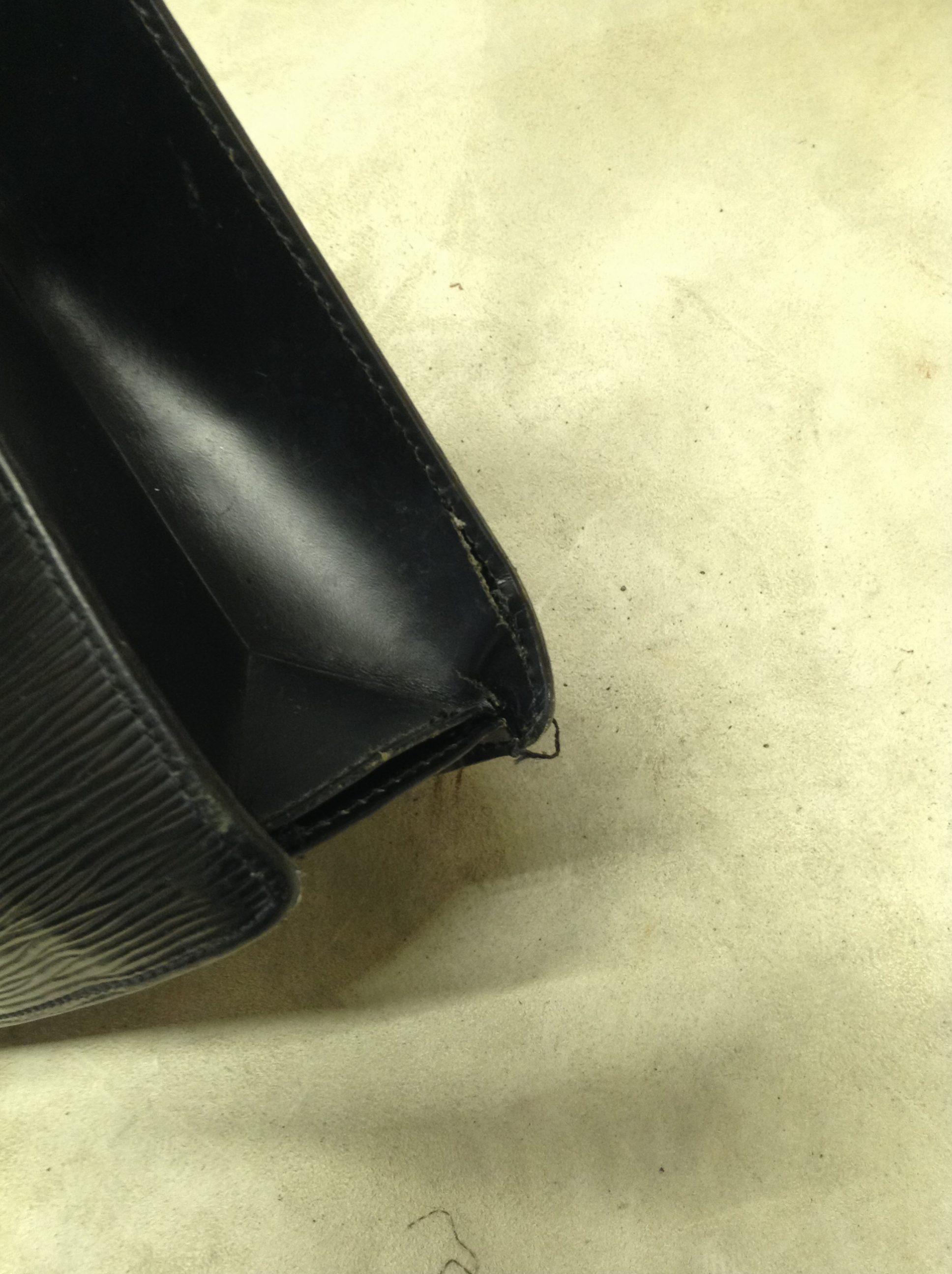 ルイヴィトン 鞄修理