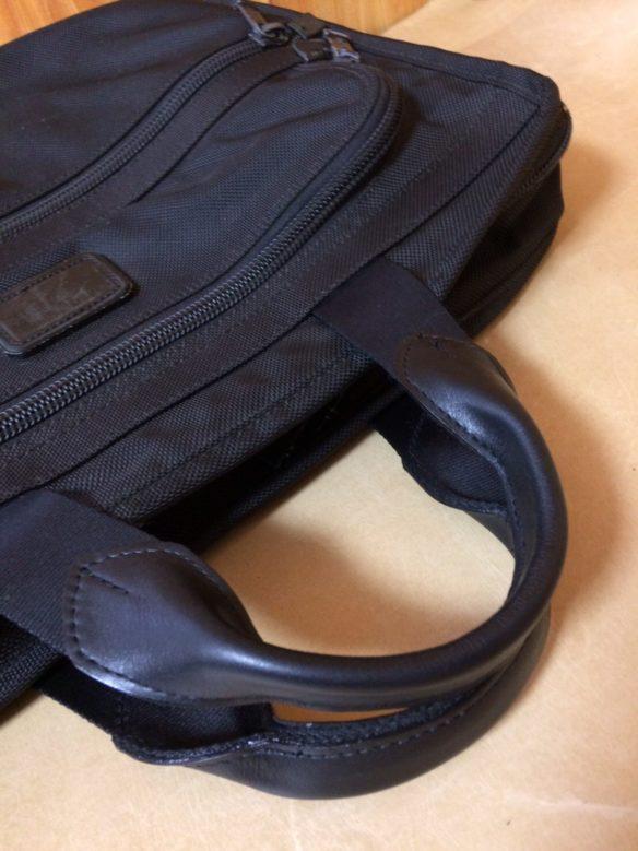 TUMI 鞄修理