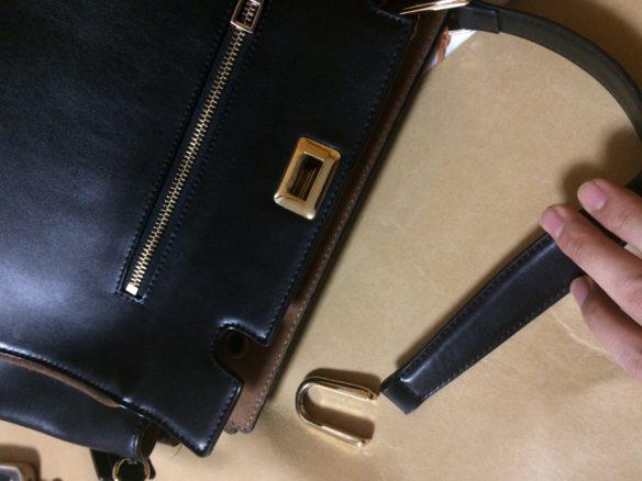 鞄修理 金具