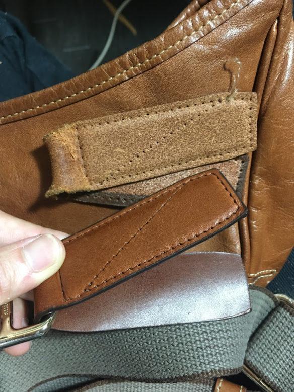 鞄修理 補修