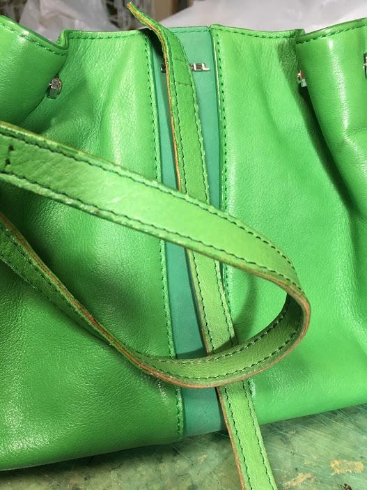 鞄修理 ハンドル
