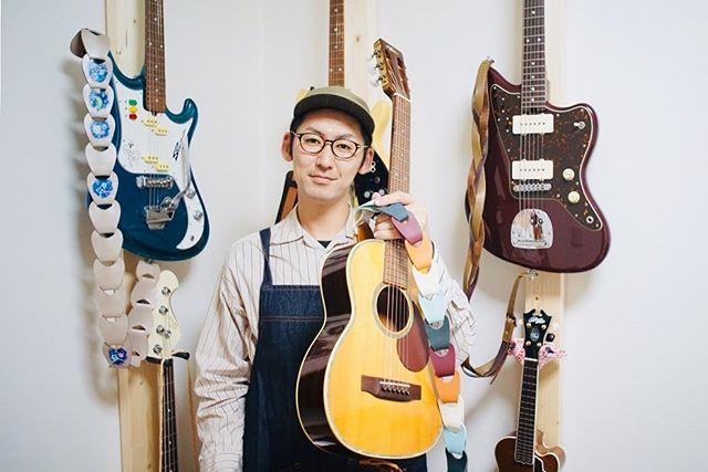 708works ギターストラップ